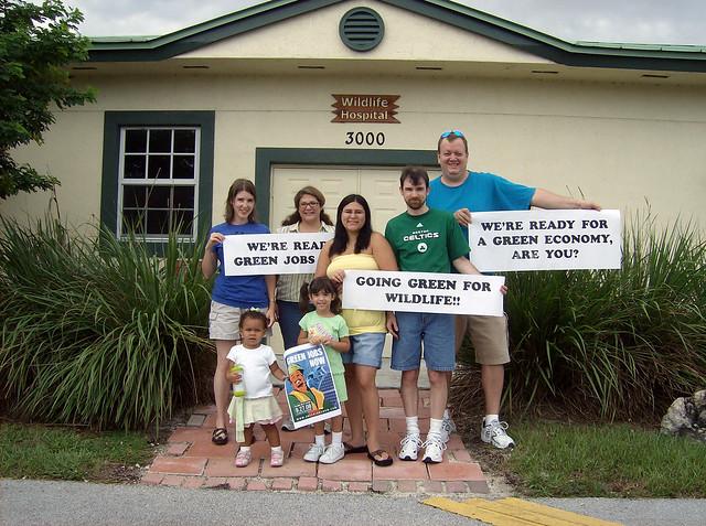 Sawgrass Nature Center Birthday Parties