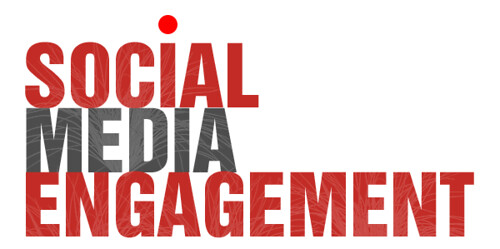 Social Media Engagement - logo