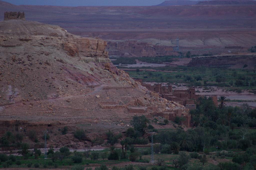 Ruins on Mountain