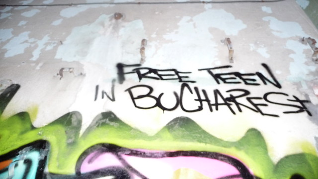 free teen in bucharest