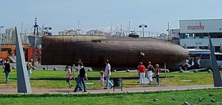 Bild av Ictíneo. barcelona puerto inventos submarino ictíneo monturiol narcís sumergible