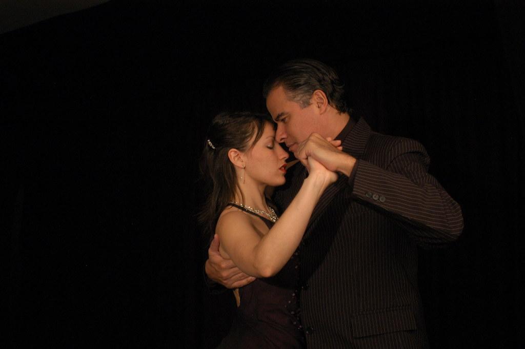 Luciano Mares y Gabriela Fernandez
