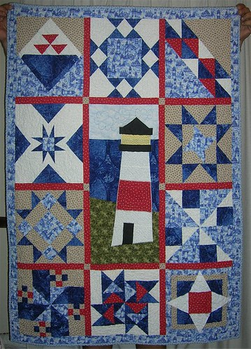 Lighthouse Quilt Flickr - Photo Sharing!