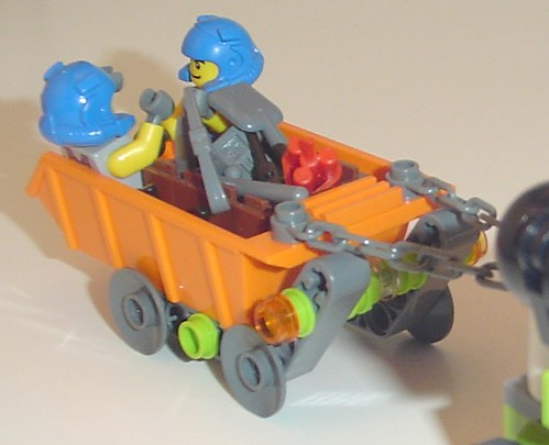 Advanced mine cart
