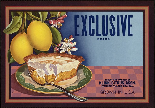 Exclusive Brand: Grown and packed by Klink Citrus Assn., Ivanhoe, Tulare Co., Cal., grown in U.S.A.