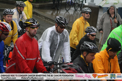 TEAM FINN AND RIDERS FOR RYDER  - ENBRIDGE RIDE TO CONQUER CANCER BENEFITING THE BC CANCER FOUNDATION – Photos by Ron Sombilon Gallery-173