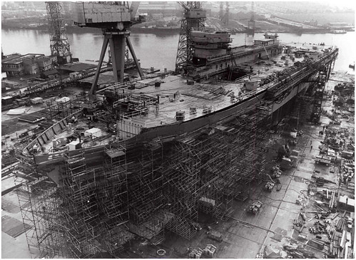 HMS Ark Royal - 10th March 1981