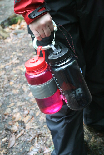 Easy way to carry bottles