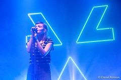 Chvrches, O2 Academy Newcastle...