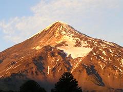 Volcano, Chile