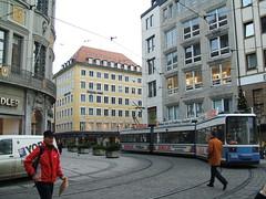 tram @ Munich