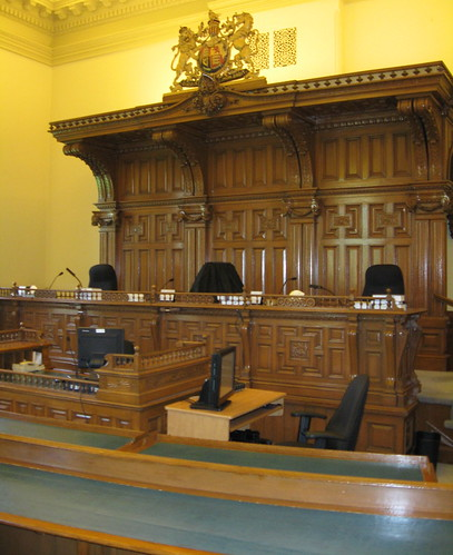 Courtroom #2