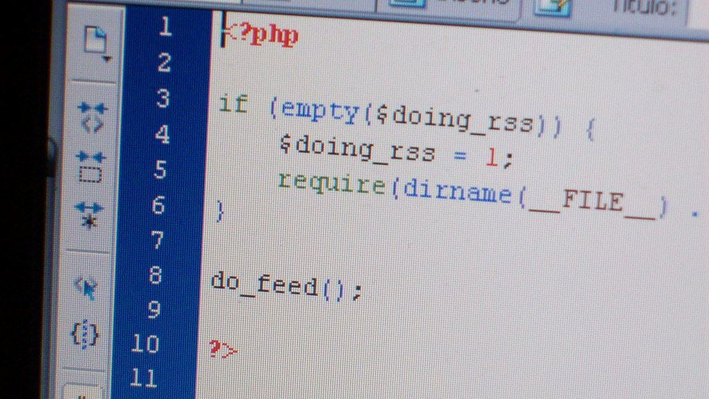 The beauty of PHP code. ;) Ready to make it do magic on WordPress?