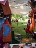 Park View thru a Booth ComFest Goodale Park Columbus, Ohio  <a