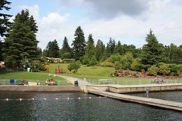 Clyde Beach Park Bellevue Wa