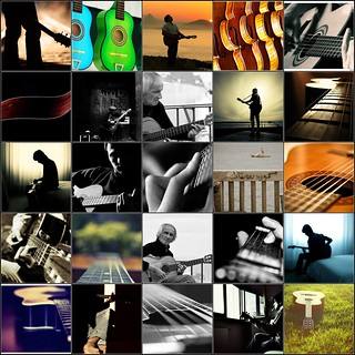 Guitar + Photography = Love