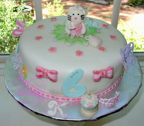 Haniela's: Pop Art Pug Birthday Cake