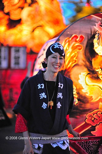 Neputa Festival Hirosaki Japan  (Explored). © Glenn Waters. Over 16,000 visits to this photo.