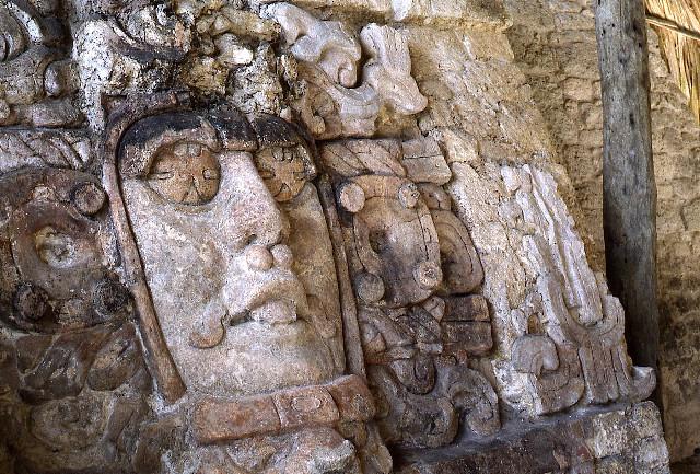 Maya stone carving flickr photo sharing