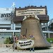 """Liberate the Debates"" - Liberty Bell Unveiled at Site of Obama's Acceptance Speech"
