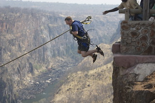 Try adventure sports near the city - Things to do in Livingstone