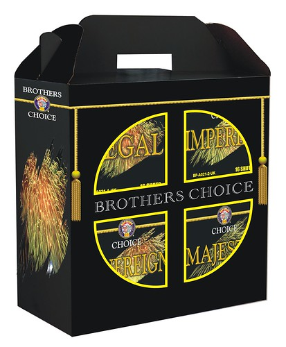 EpicFireworks - BROTHERS CHOICE PACK