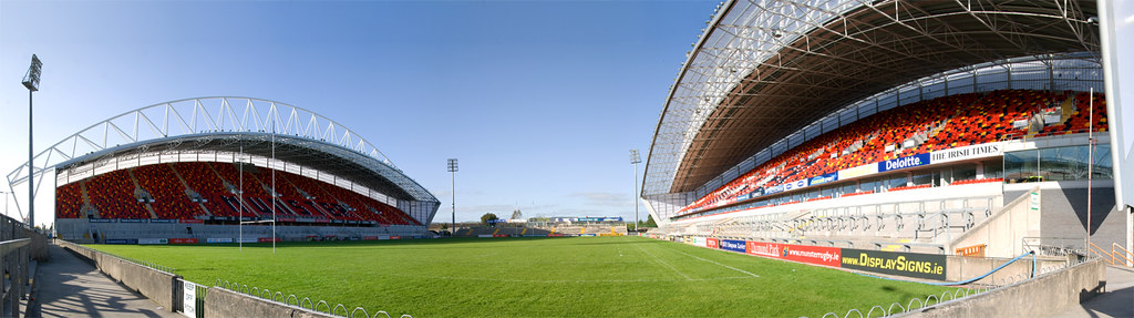 Thomond Park Panorama