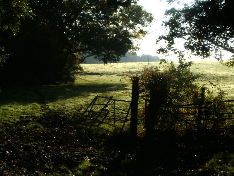 Old gate Cowden to Eridge