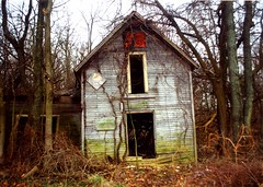 Abandoned in Indiana