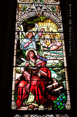 St. John Stained Glass Window