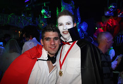 Halloween Ball at Cruz  101