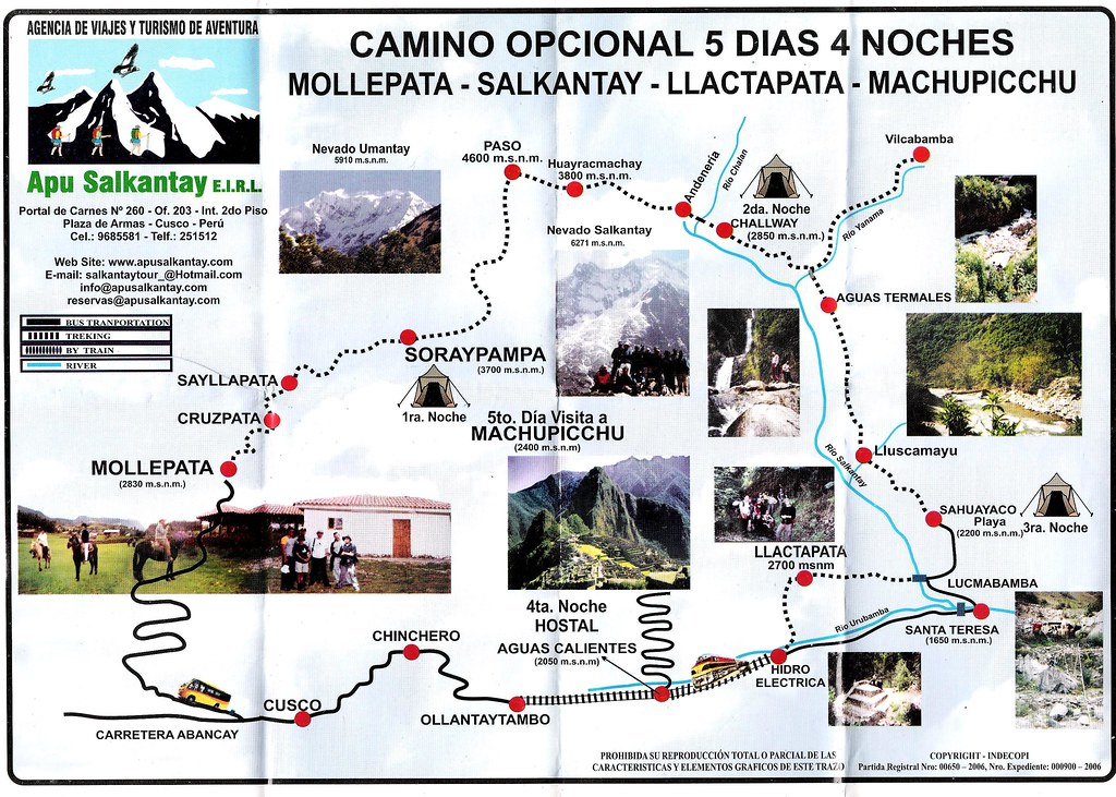Salkantay Trail Map | Alycia Dymond | Flickr on appalacian trail map, inca trail map, santa cruz trail map, mountain trail map, machu picchu trail map, huayna picchu trail map, tuckerman ravine trail map, fat man's pass trail map,