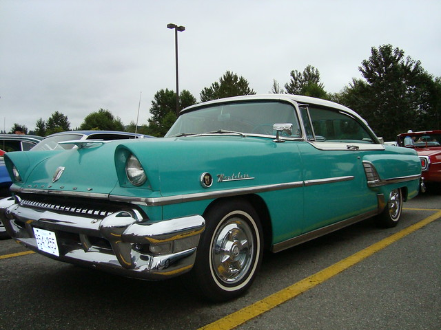 1955 Mercury Montclair 4 Door http://www.flickr.com/photos/unclegal/3064503135/