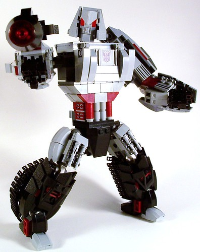 Megatron (custom version) 1