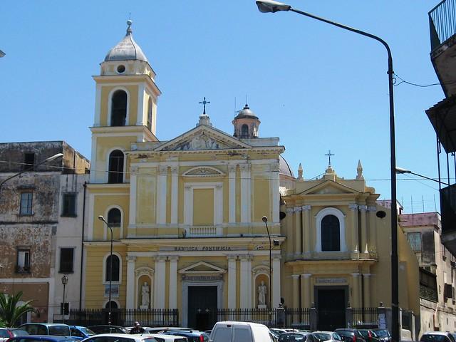 Basilica pontificia minore di torre annunziata na ave Centro convenienza arredi torre annunziata torre annunziata na