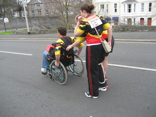 Sport Relief 2008 @ Plymouth