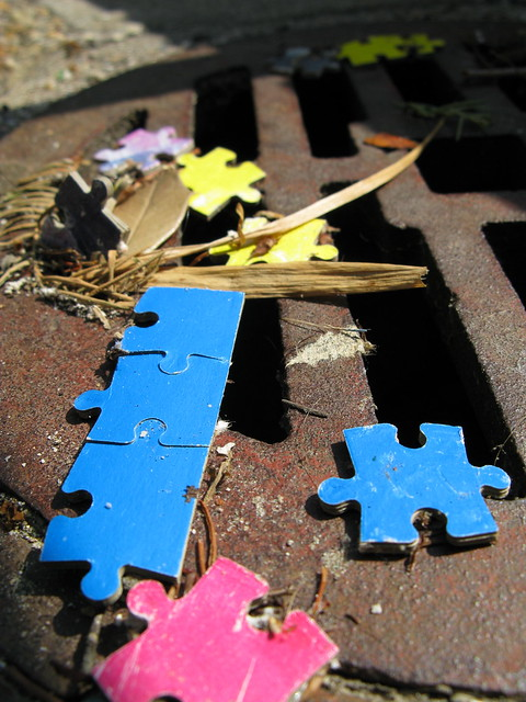 Puzzle pieces from Flickr via Wylio