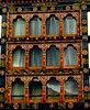 Gangtey palace windows by soham_pablo