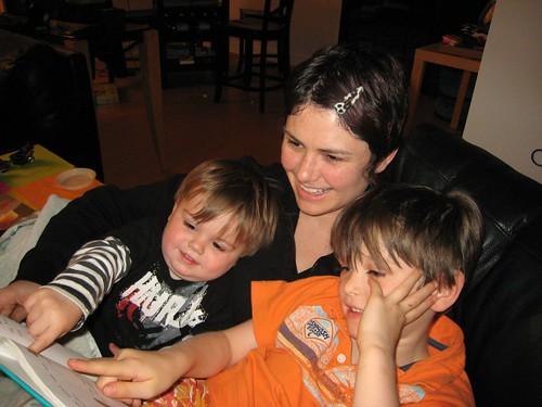 children, reading books IMG_3646