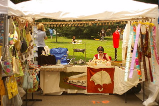 comfest booth 2008