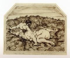 岸田劉生「The Earth」(1914)