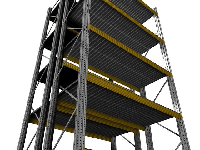SMETAR SRL: Scaffalature Metalliche - Bari