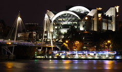 Night View from Southbank