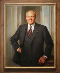 Gerald Rudolph Ford, Jr., Thirty-eighth President (1974-1977)