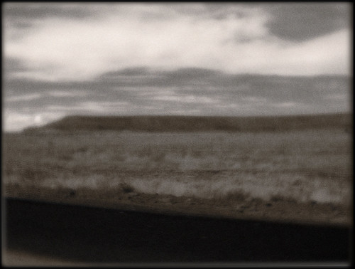 Views from the Road - New Mexico, 2005 by Juli Kearns (Idyllopus)