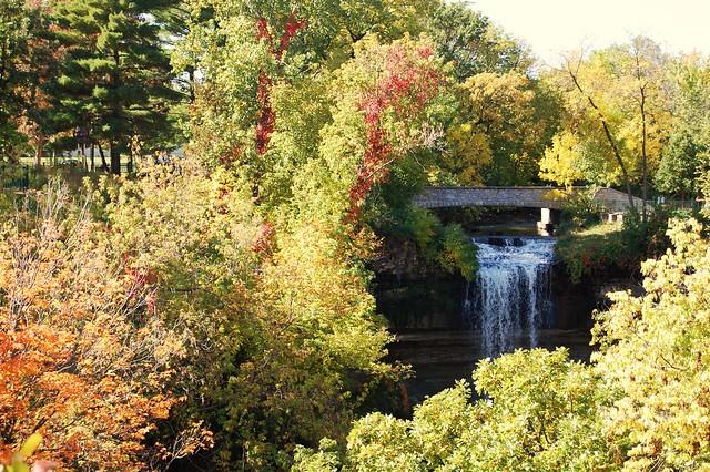 Minnehaha Park and Falls
