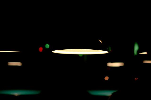 Des lumières au Salon