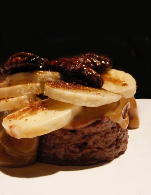Arretjes Banoffee Pie with cloves and pecan nuts (TGRWT #11)