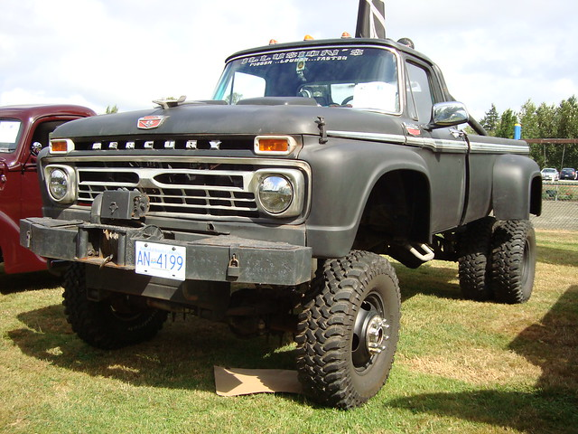 1965 Mercury 4X4 Custom Pickup Truck