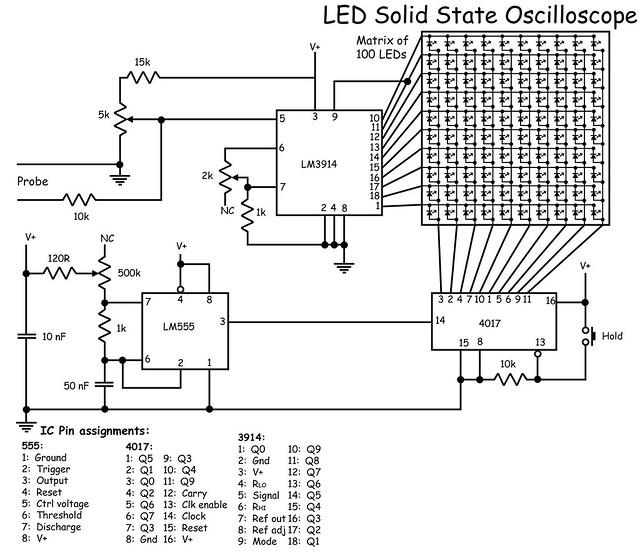 solid state oscilloscope